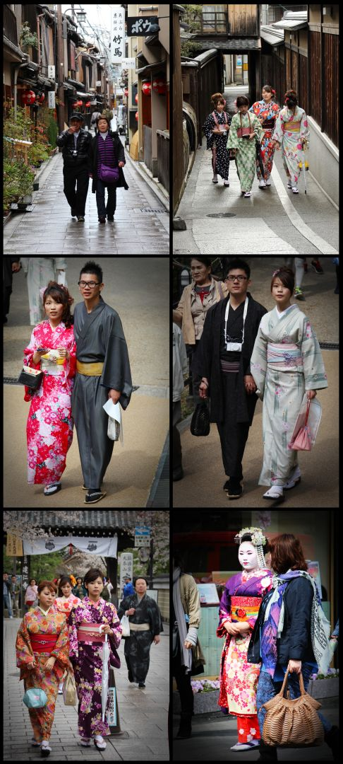 People of Kyoto