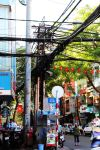 Incredible electrical cords in Saigon
